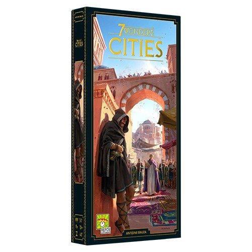 7 Wonders (Nuova Edizione): Cities Espansione  (Lingua: Italiano - Stato: Nuovo)