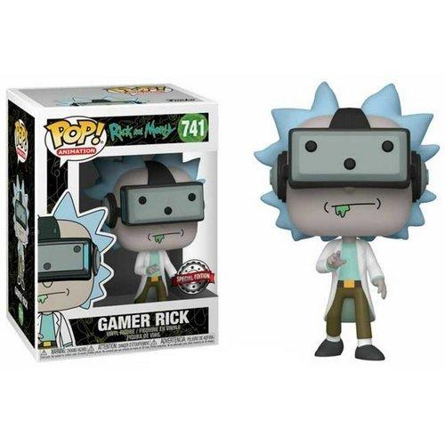 #741 - Gamer Rick  (Stato: Nuovo)