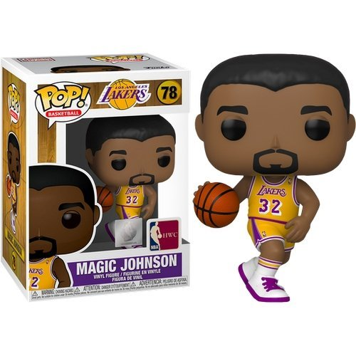 #78 - Magic Johnson  (Stato: Nuovo)