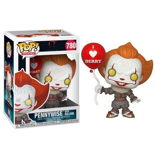 #780 - Pennywise with Balloon  (Conditions: New)