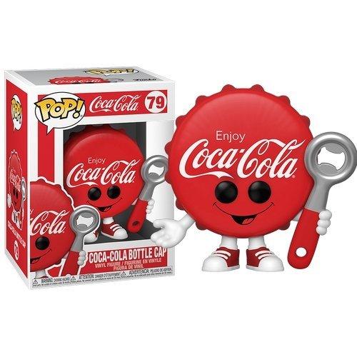 #79 - Coca-Cola Tappo di Bottiglia  (Stato: Nuovo)