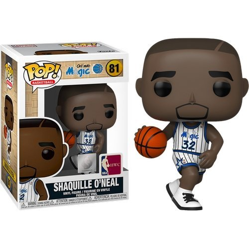 #81 - Shaquille O'Neal  (Stato: Nuovo)