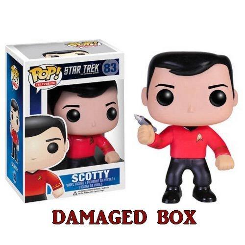 #83 - Scotty  (Stato: Nuovo con Scatola Danneggiata)