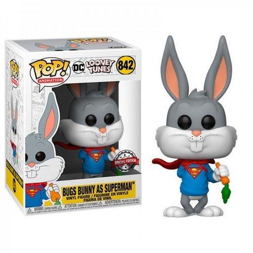#842 - Bugs Bunny come Superman  (Stato: Nuovo)