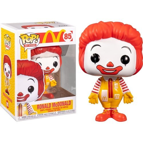 #85 - Ronald McDonald  (Stato: Nuovo)