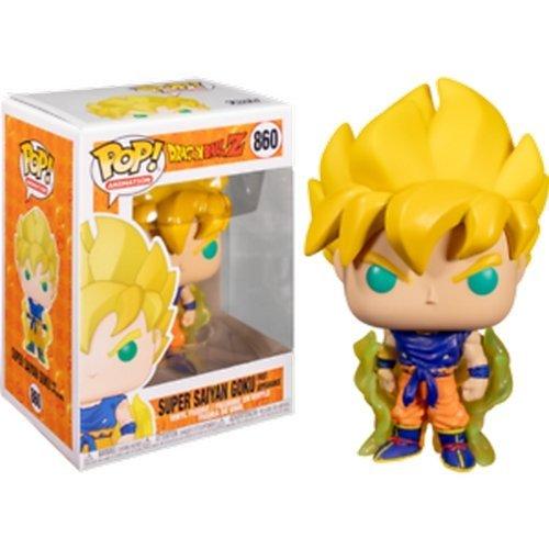 #860 - Super Saiyan Goku Prima Apparizione  (Stato: Nuovo)