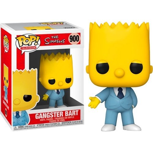 #900 - Bart Gangster  (Stato: Nuovo)