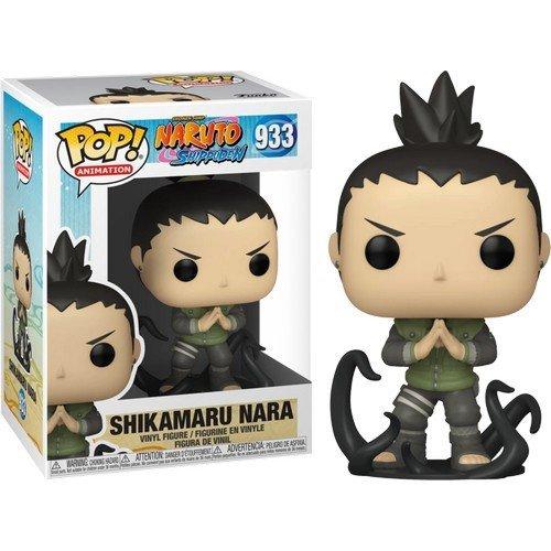 #933 - Shikamaru Nara  (Stato: Nuovo)