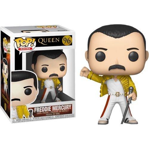 #96 - Freddie Mercury (Wembley 1986)  (Conditions: New)