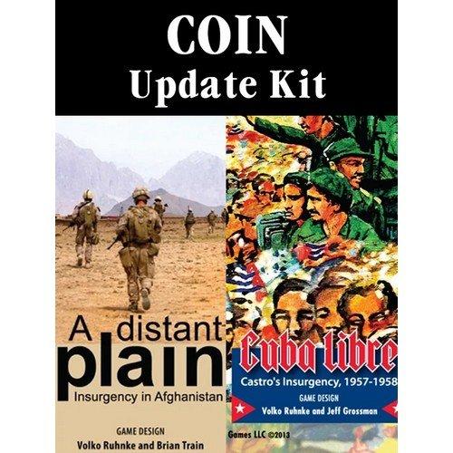 A Distant Plain & Cuba Libre Update Kit Non-Player Rules  (Lingua: Inglese - Stato: Nuovo)
