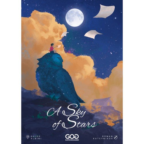 A Sky of Stars  (Language: Italian - Conditions: New)