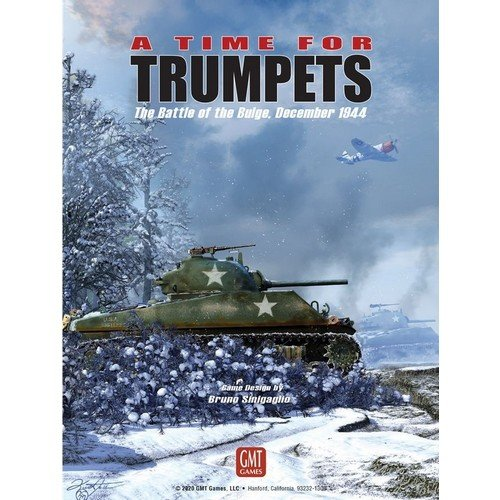 A Time for Trumpets: The Battle of the Bulge, December 1944  (Lingua: Inglese - Stato: Nuovo)