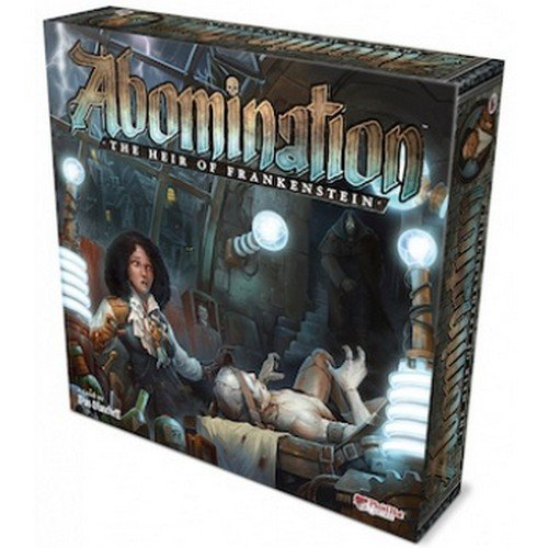 Abomination: The Heir of Frankenstein  (Lingua: Inglese - Stato: Nuovo)