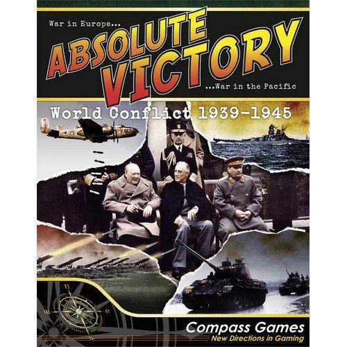 Absolute Victory  (Lingua: Inglese - Stato: Nuovo)