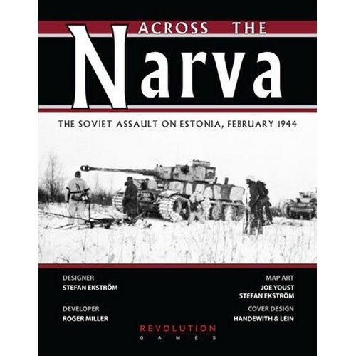 Across the Narva  (Lingua: Inglese - Stato: Nuovo)