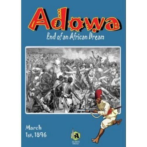Adowa: End of an African Dream  (Lingua: Inglese - Stato: Nuovo)