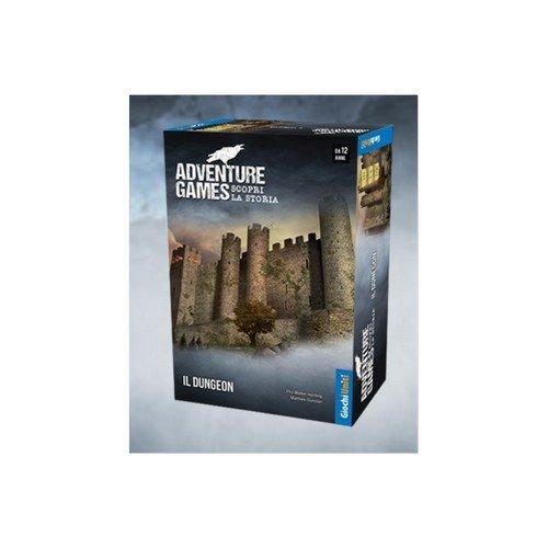 Adventure Games: Il Dungeon  (Lingua: Italiano - Stato: Nuovo)