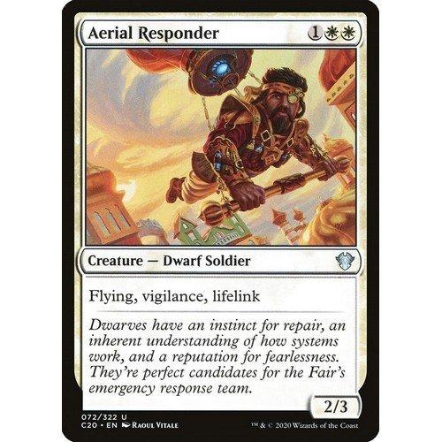 Aerial Responder  (Language: English - Conditions: Near Mint)