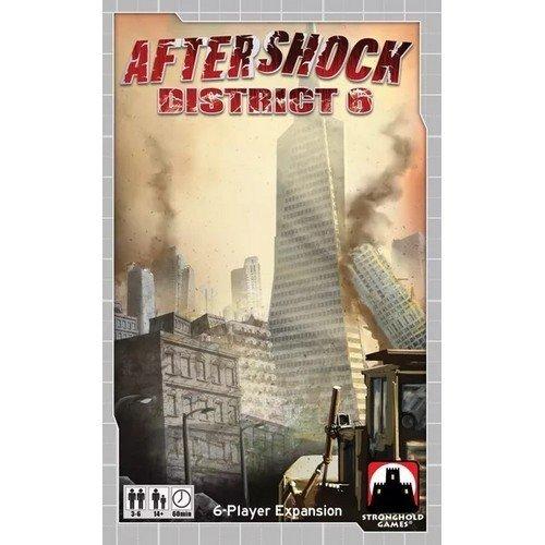 Aftershock District 6  (Lingua: Inglese - Stato: Nuovo con Scatola Danneggiata)