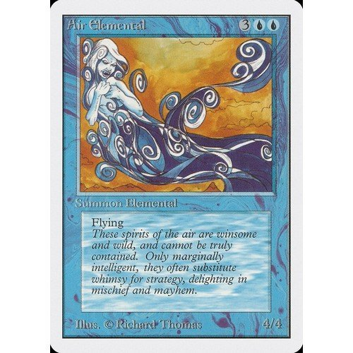 Air Elemental  (Lingua: Inglese - Stato: Excellent)