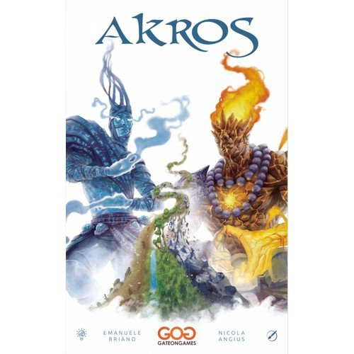 Akros  (Language: Italian, English - Conditions: New)