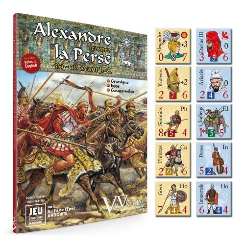 Alexander Against Persia  (Lingua: Inglese, Francese - Stato: Nuovo)