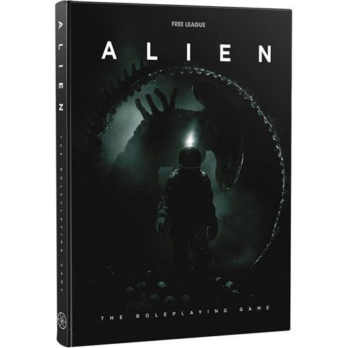 Alien, The Roleplaying Game Starter Set  (Lingua: Inglese - Stato: Nuovo)