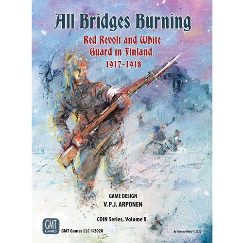 All Bridges Burning: Red Revolt and White Guard in Finland, 1917-1918  (Language: English - Conditions: New)