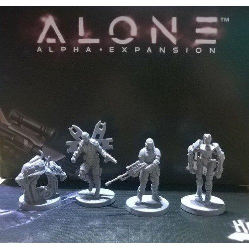 Alone, Alpha Expansion  (Lingua: Italiano, Francese, Tedesco, Inglese, Spagnolo - Stato: Nuovo)