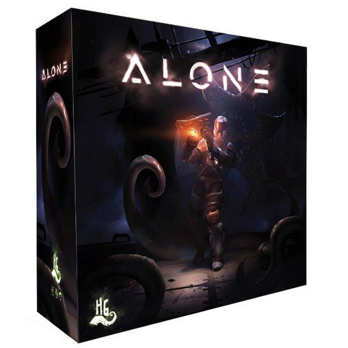 Alone, Kickstarter Edition - ENG  (Lingua: Inglese - Stato: Nuovo)