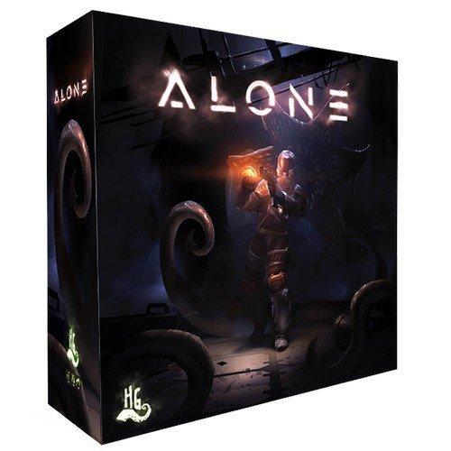 Alone, Kickstarter Edition - ITA  (Lingua: Italiano - Stato: Nuovo)