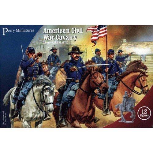 Cavalleria della Guerra Civile Americana  (Lingua: Inglese - Stato: Nuovo)