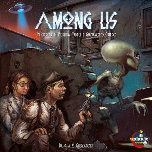 Among Us  (Lingua: Italiano - Stato: Nuovo)