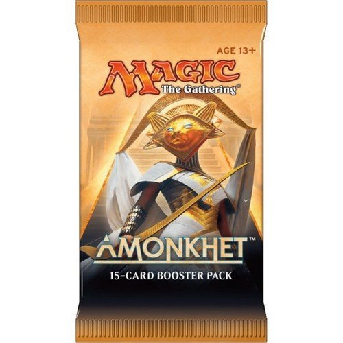 Amonkhet Busta 15 Carte  (Lingua: Inglese - Stato: Nuovo)