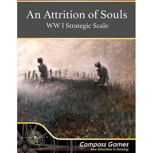 An Attrition of Souls  (Language: English - Conditions: New)