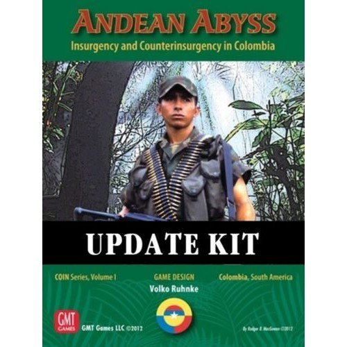 Andean Abyss Update Kit  (Lingua: Inglese - Stato: Nuovo)