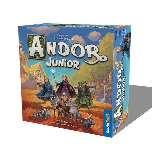 Andor Junior  (Lingua: Italiano - Stato: Nuovo)