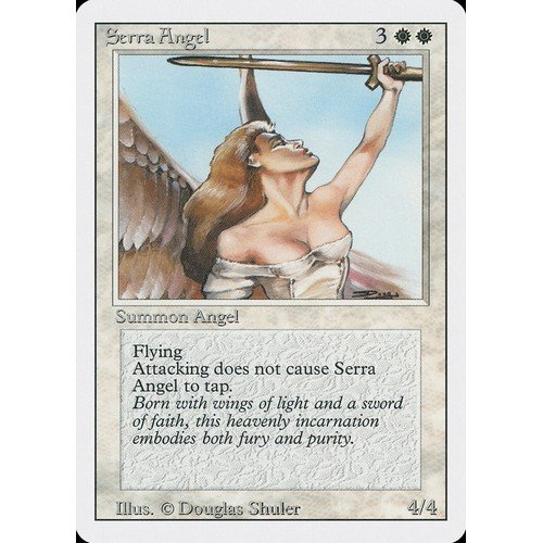 Angelo di Serra  (Lingua: Inglese - Stato: Excellent)