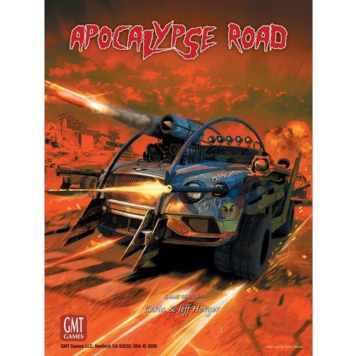 Apocalypse Road  (Lingua: Inglese - Stato: Nuovo)