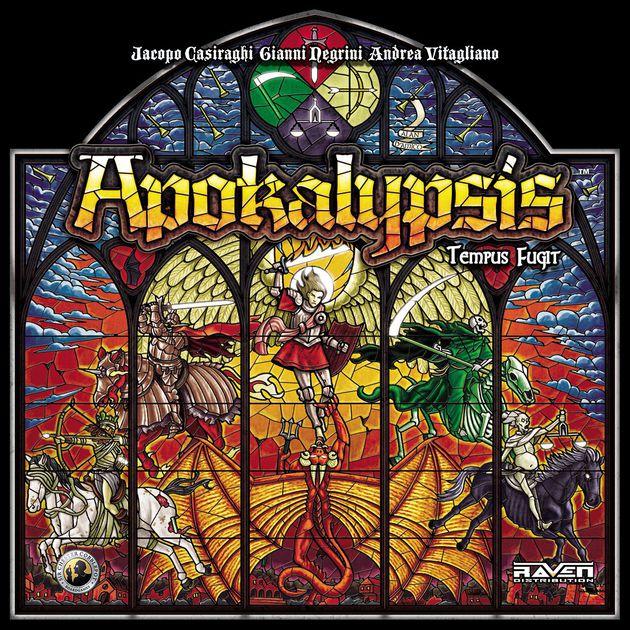Apokalypsis  (Lingua: Italiano - Stato: Nuovo)