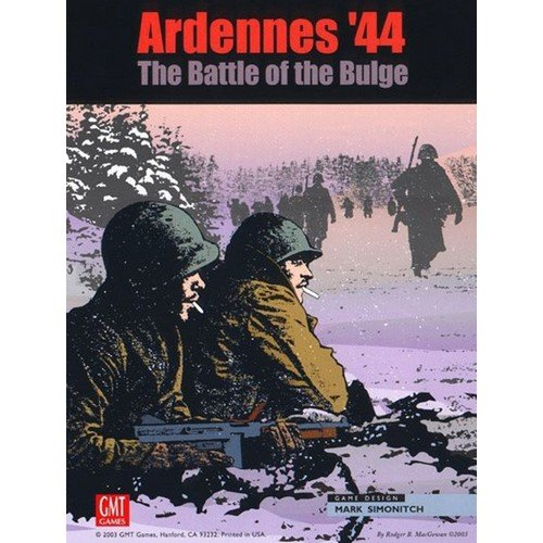 Ardennes '44, The Battle of the Bulge  (Lingua: Inglese - Stato: Nuovo)