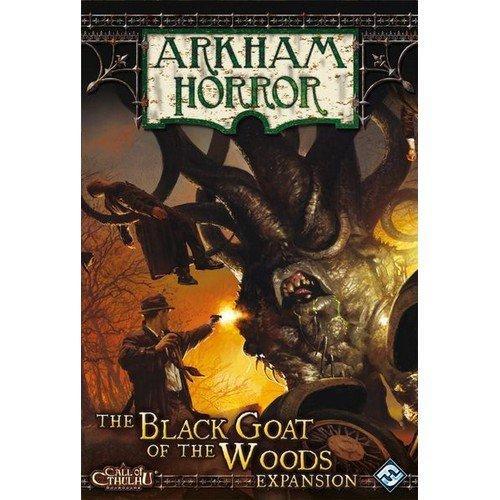 Arkham Horror: Espansione Il Capro Nero dei Boschi - ENG  (Lingua: Inglese - Stato: Usato Buone Condizioni)