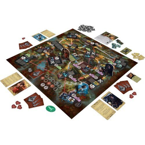 Arkham Horror Final Hour - ENG  (Language: English - Conditions: New)