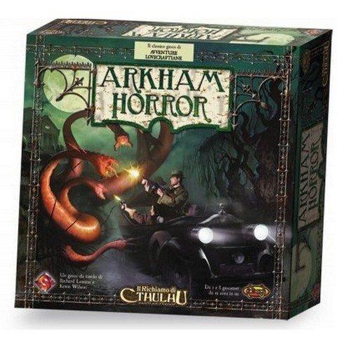 Arkham Horror, Il Gioco da Tavolo, Seconda Edizione  (Lingua: Italiano - Stato: Usato)