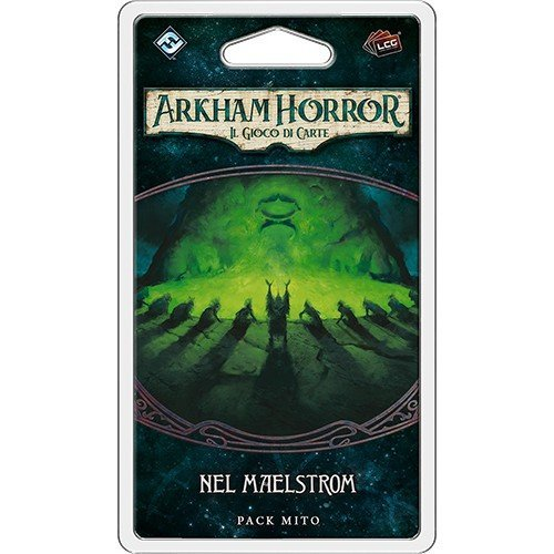 Arkham Horror LCG: La Cospirazione di Innsmouth, Nel Maelstrom Pack Mito  (Lingua: Italiano - Stato: Nuovo)