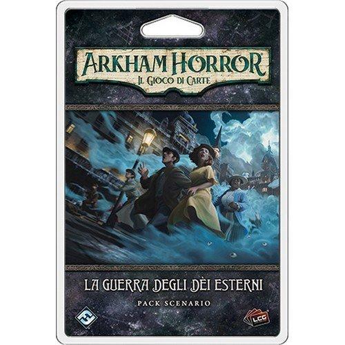 Arkham Horror LCG: La Guerra degli Dèi Esterni Pack Scenario  (Lingua: Italiano - Stato: Nuovo)
