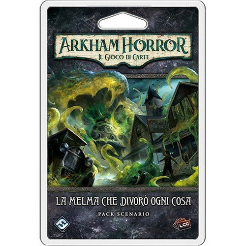 Arkham Horror LCG: The Blob that Ate Everything Scenario Pack  (Language: Italian - Conditions: New)