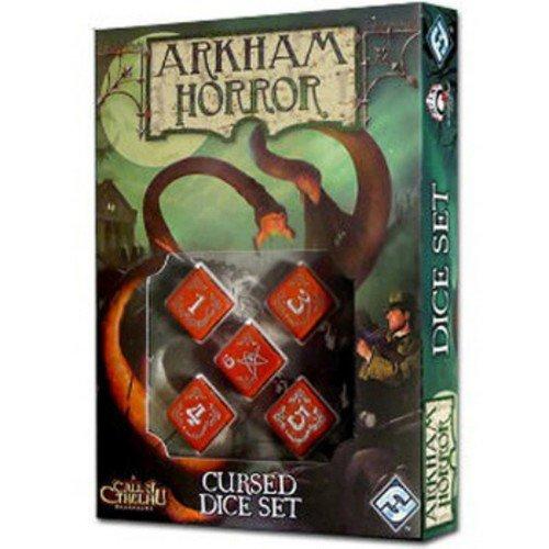 Arkham Horror, Set di Dadi Maledetti  (Stato: Nuovo)
