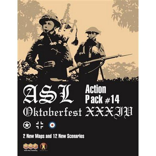 ASL Action Pack #14: Oktoberfest XXXIV
