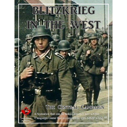 ASL Blitzkrieg in the West, The Central Campaign  (Lingua: Inglese - Stato: Nuovo)